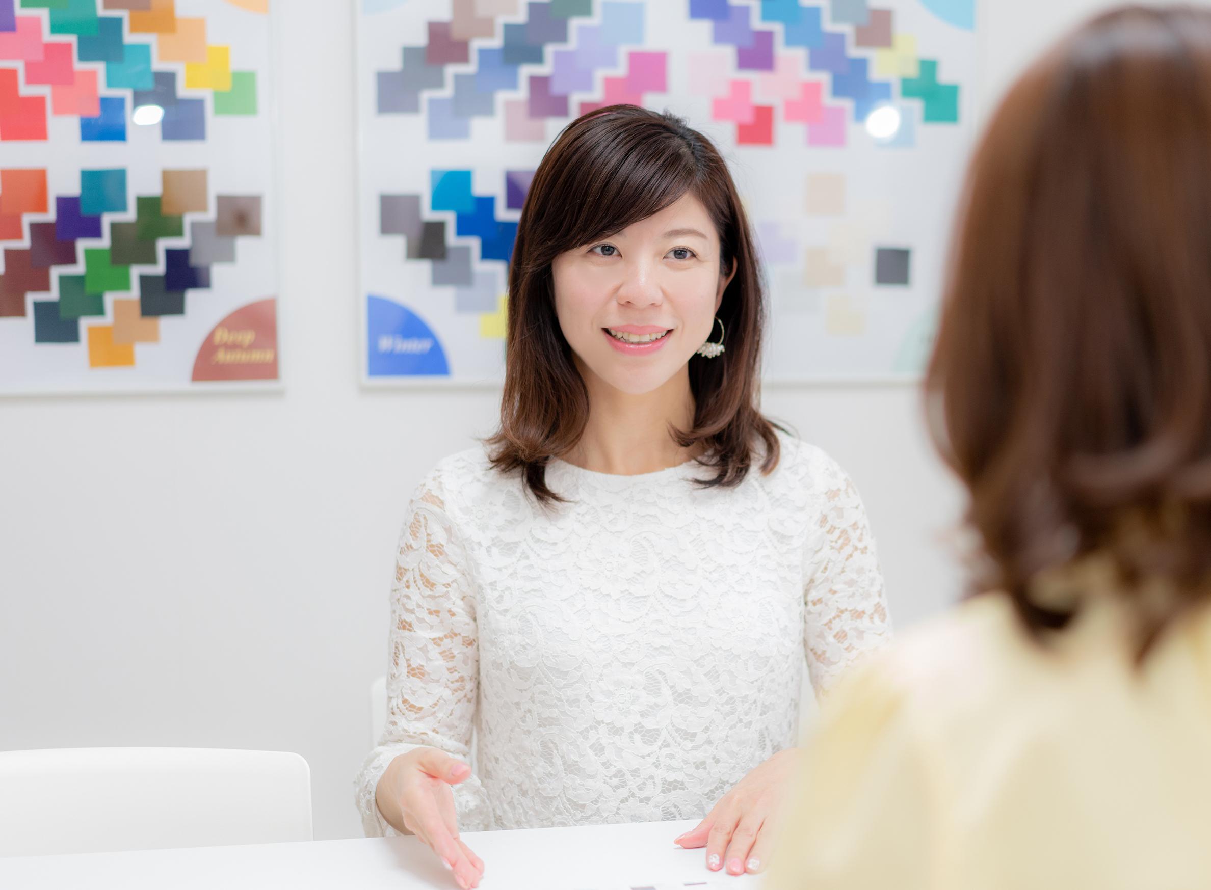 【カラーコンサルタント養成講座】9月開講のお知らせ